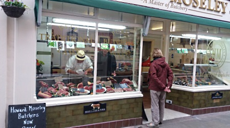 Howard Moseley Family Butcher - A Master of Butchery!